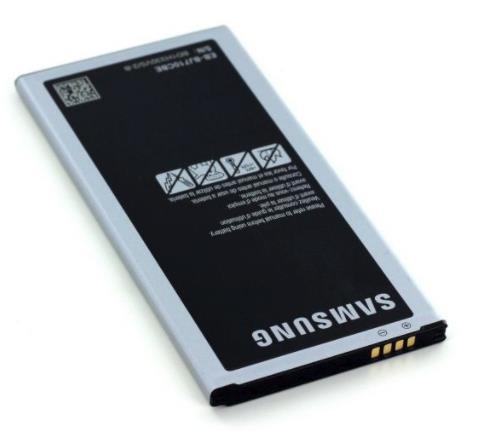 galaxysj7 performance de la batterie