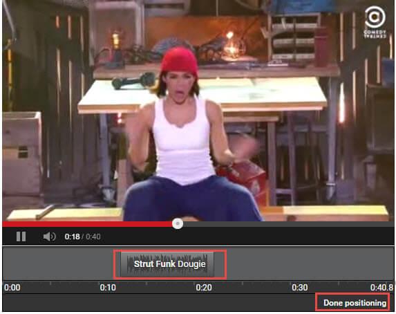 Ajouter de la Musique à une Vidéo YouTube 4