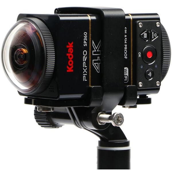 caméra 360 abordable - Kodak Pixpro SP