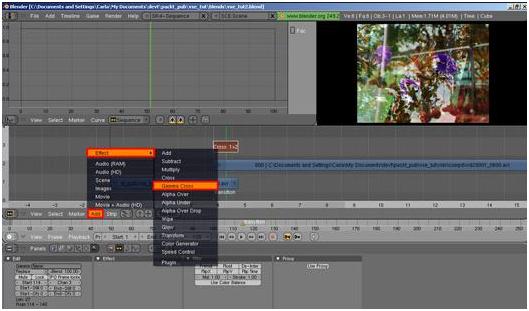 linux video editor