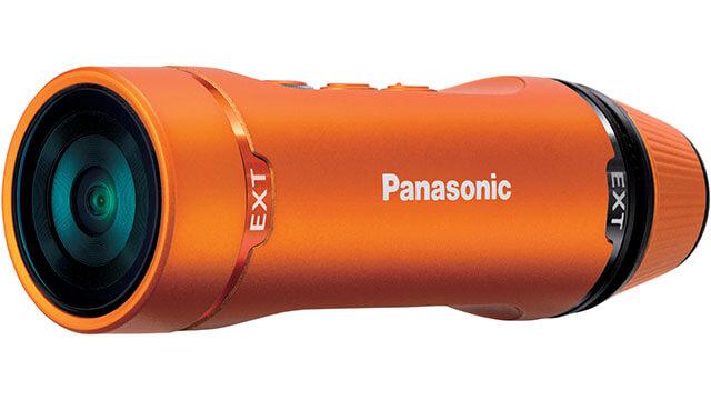 caméra d'action en forme de balle