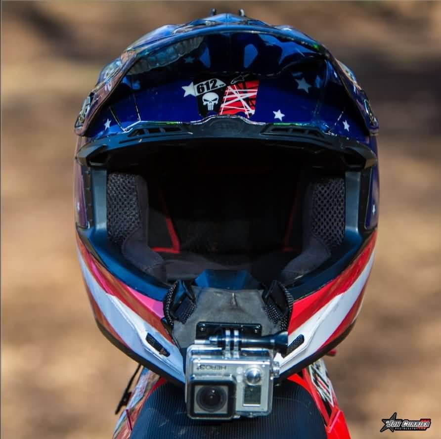 Helmet Chin Mounts