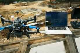 drones in 3d mapping