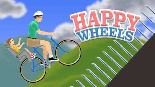 Happy Wheels: