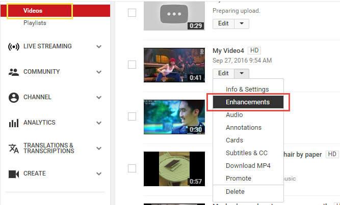 Comment Utiliser Les Améliorations De Youtube Pour Optimiser La Qualité De Votre