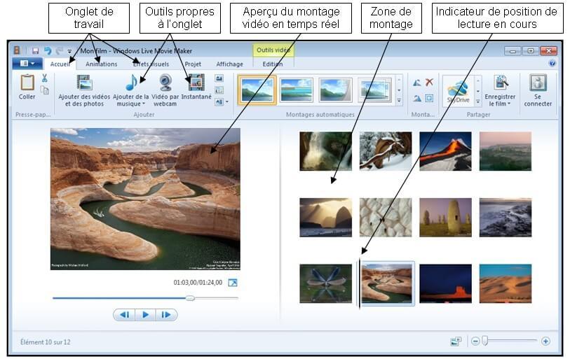 Результаты поиска для: Logiciel Montage Vidéo Gratuit. 7 Meilleurs  Logiciels de Montage GRATUITS pour Débuter en 2019. 2018-09-21 11:48108,156.