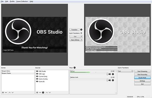 obs-studio