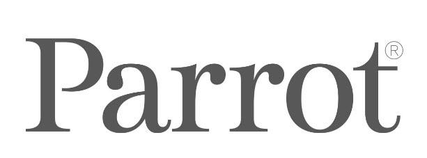 parrot drone logo