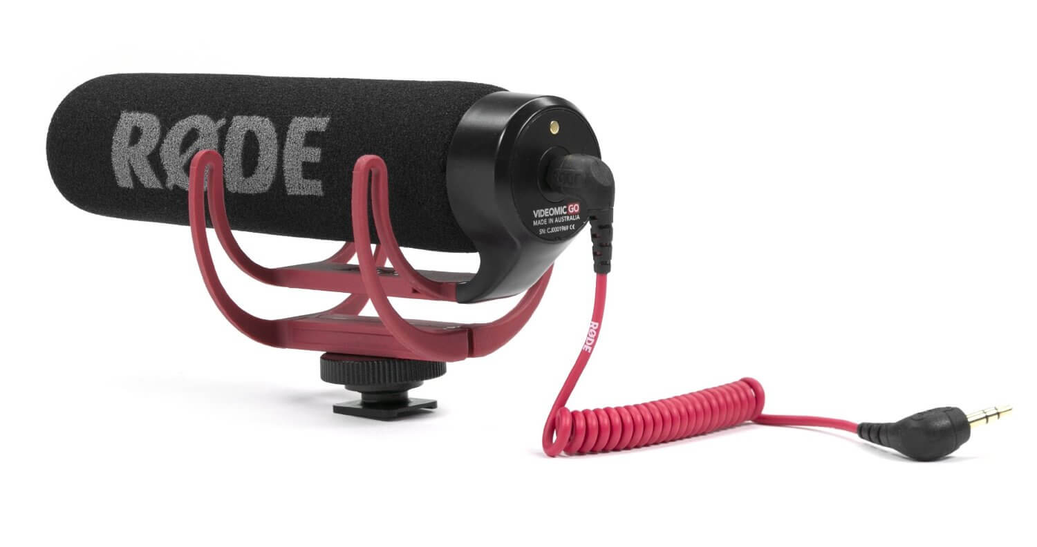 Rode Video Mic GoShotgun Microphone