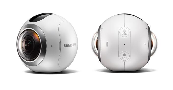 Samsung Gear 360 Camrea
