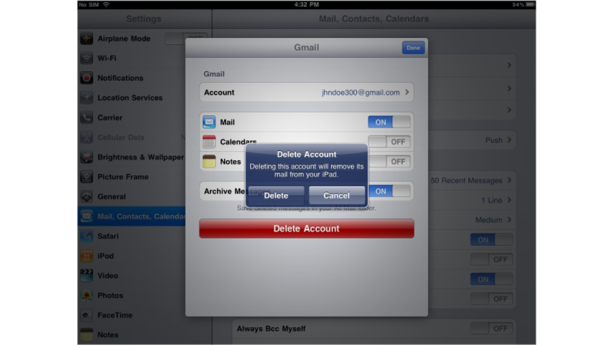 supprimer-compte-ipad-simple-sure