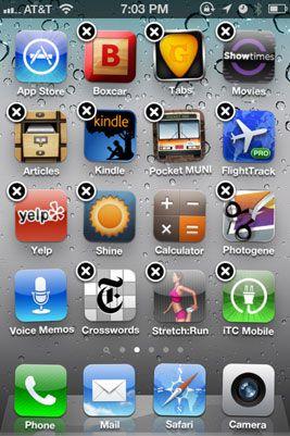 comment optimiser iphone