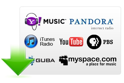 AllMyMusic pour Mac key feature