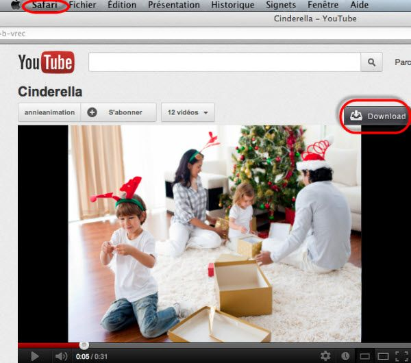 youtube to quicktime mov