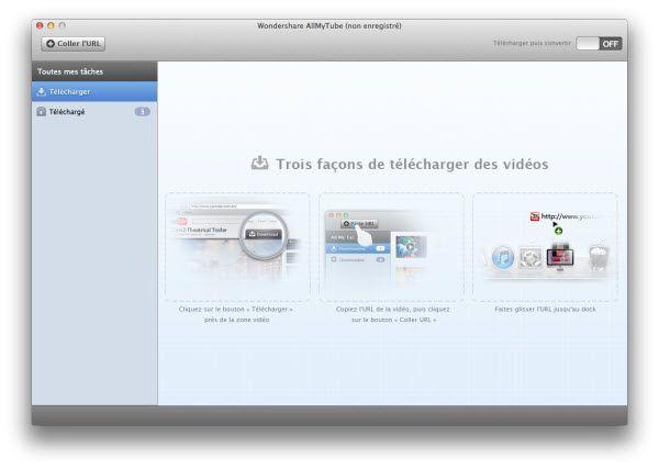 télécharger musique YouTube pour ipad