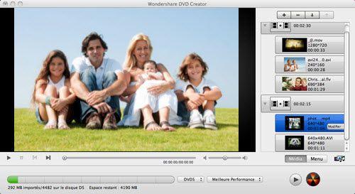 Comment graver des fichiers MKV sur un DVD sous Mac