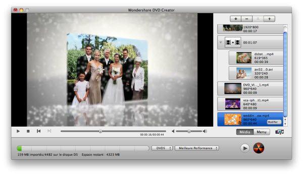 Comment graver des fichiers AVCHD sur un DVD sous Mac