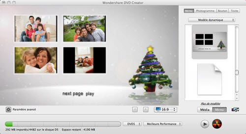 creation dvd