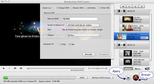 imgburn mac pour gravure DVD