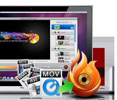 Comment convertir mp4 en DVD sur Mac ?