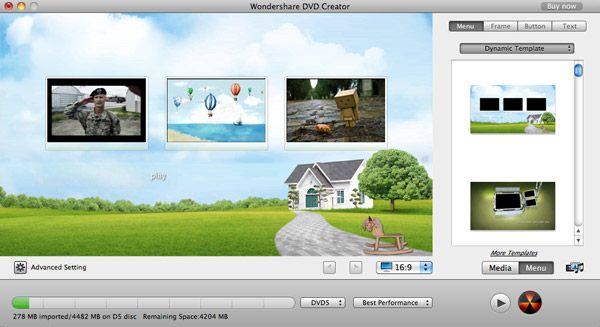 iDVD Alternative: Logiciel de gravure de DVD Mieux que iDVD sur Mac