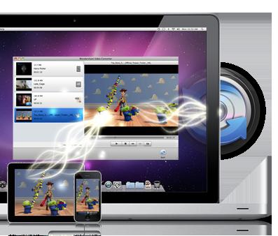 Comment convertir un format VOB au format MOV sur mac?