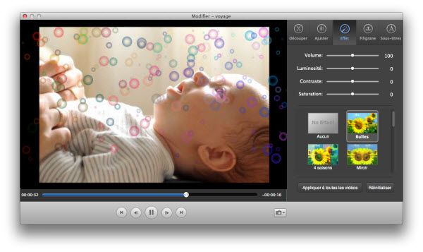 convertisseur video ipad mac
