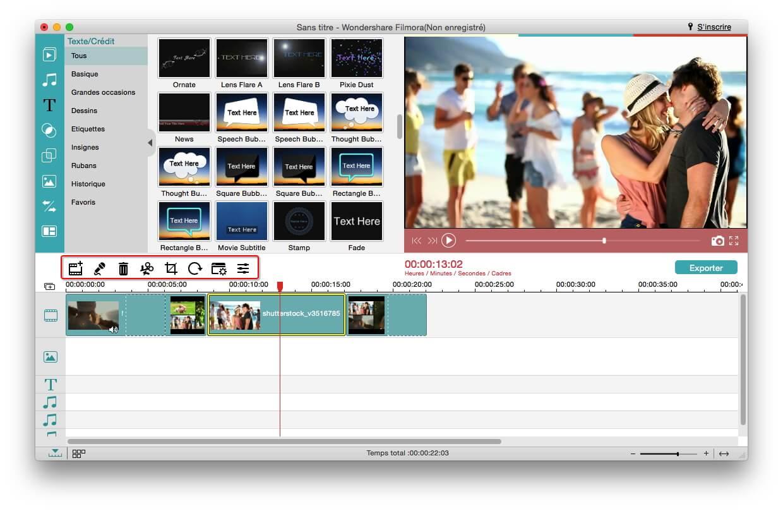 Sony Vegas pour Mac