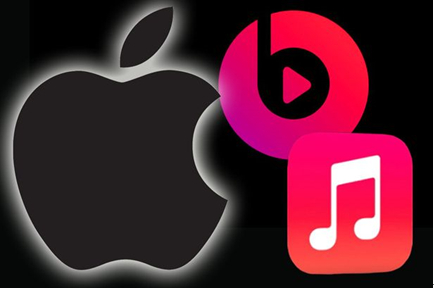 Le service de streaming Apple Music