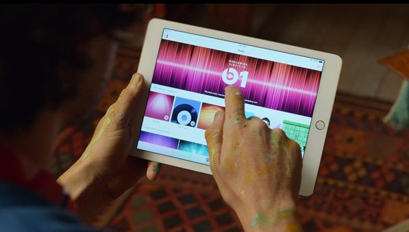 Apple Musique pour iPod touch, iPod nano, Shuffle et pour iPhone et iPad
