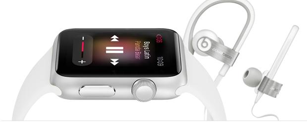 Comment profiter d'Apple Watch Music
