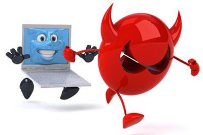 Lancez votre antivirus