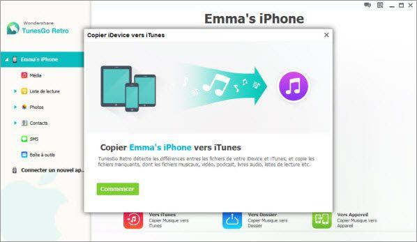 backup ipod to itunes