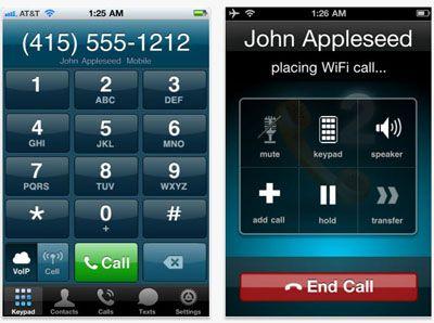 ipad phone - Line2