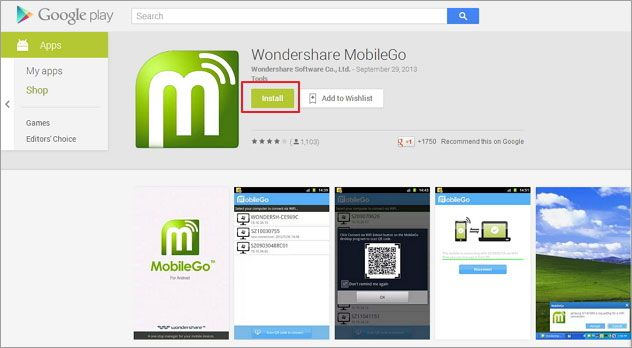 download mobilego app