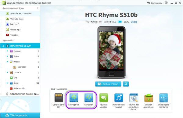 telecharger l application du transfert des photos samsung gratuit