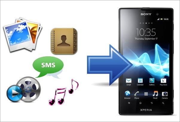 Comment transférer de la musique, Sms, vidéo, Photos et Contacts d'un Nokia vers