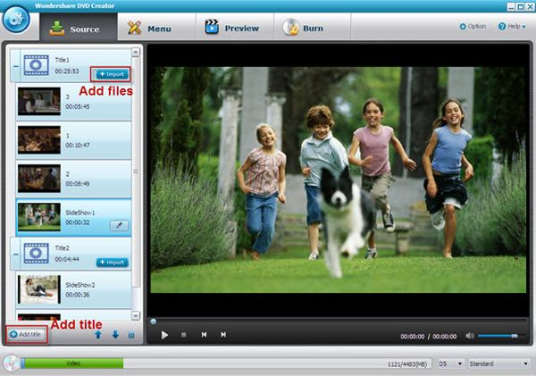 Comment Graver un DVD avec Windows Media Player 11,12
