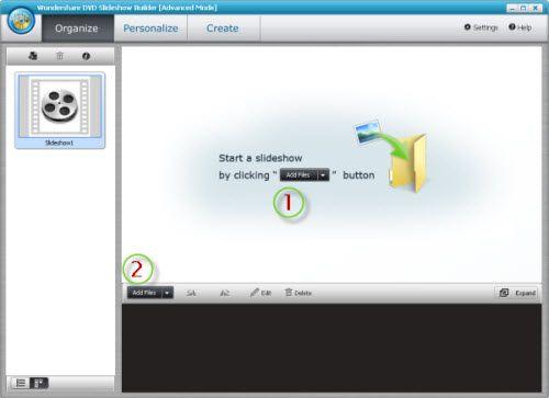 Faire un Diaporama sur Windows 8: Créer votre Propre Diaporama