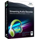 streaming audio recorder box