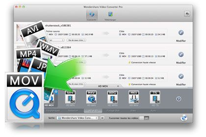La meilleure alternative à Flip4Mac pour OS X Mavericks