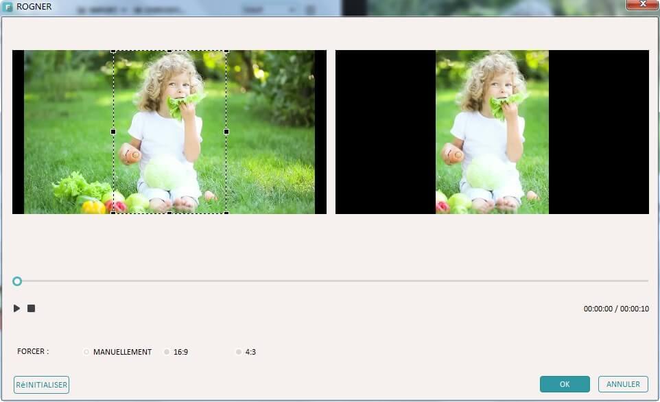 zoom vidéo