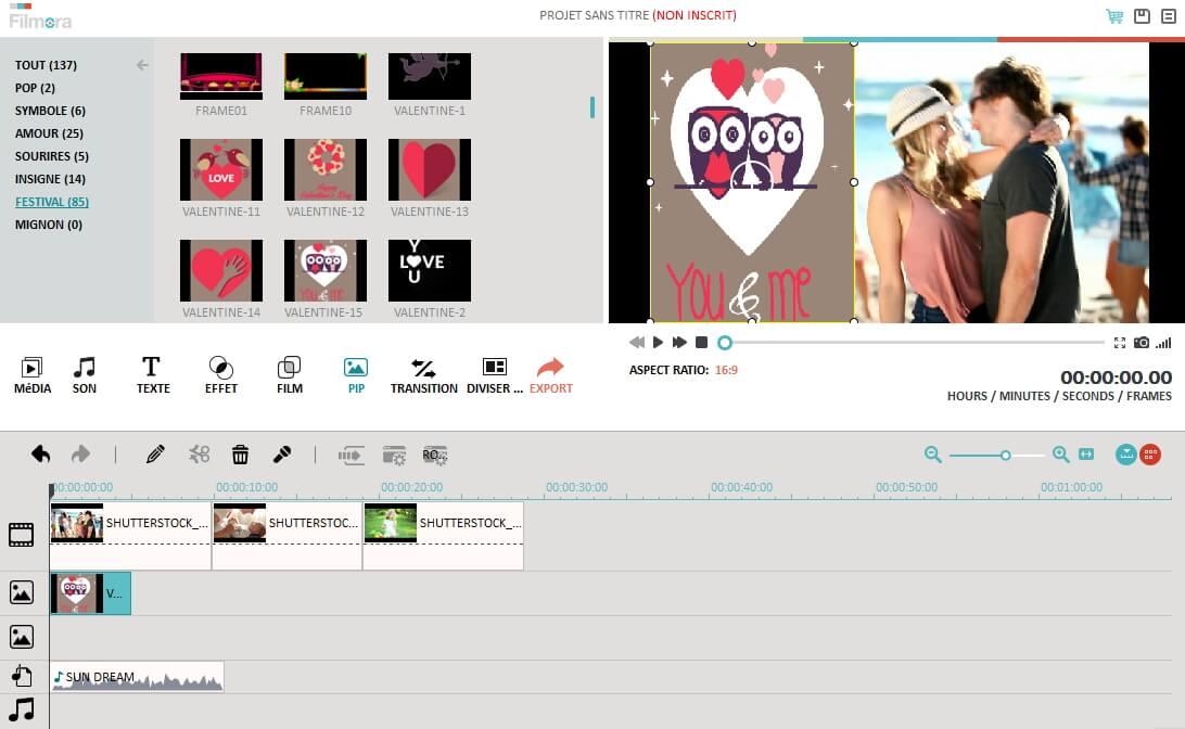 Modifier une vidéo pour YouTube