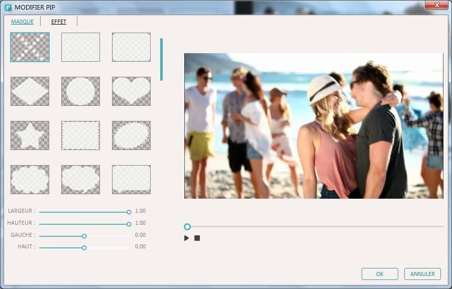 final cut pro x windows possède des effets inédits en plus de fonctions plus classiques