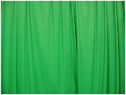 l'Écran Vert