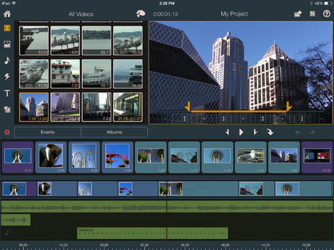 application montage video - Vimeo
