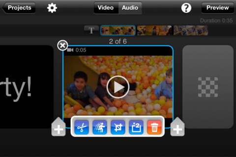 application montage video - Video Editor FREE