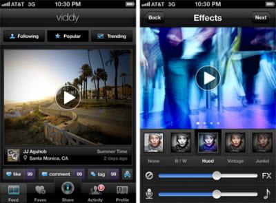 Montage vidéo pour iPhone