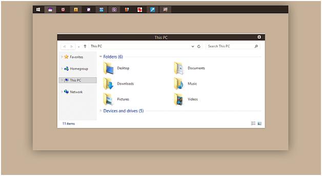 Top 10 des thèmes Windows 10 pour Windows 7