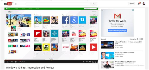 10 démonstrations épatantes de Windows 10